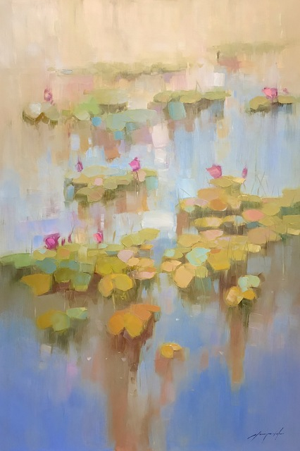 Vahe Yeremyan, 'Waterlilies ', 2018, Vayer Art