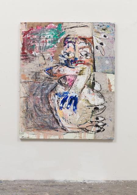 , 'Belfie (blue hand),' 2016, Vigo Gallery