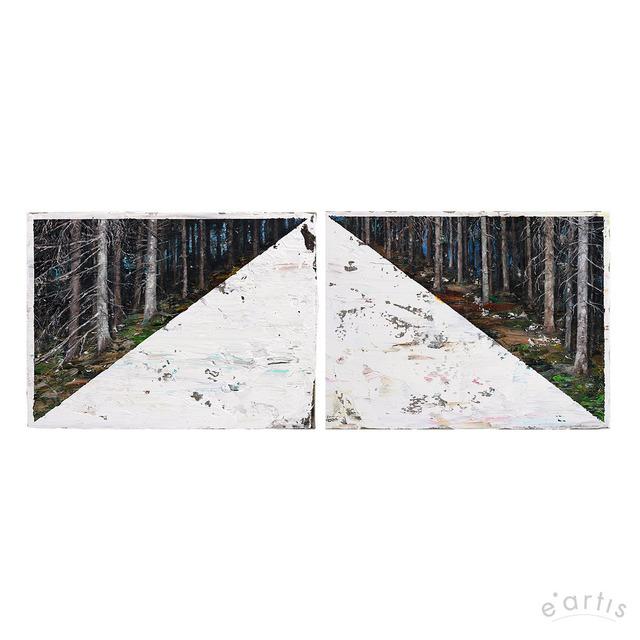 , 'Left and right,' 2018, e.artis contemporary
