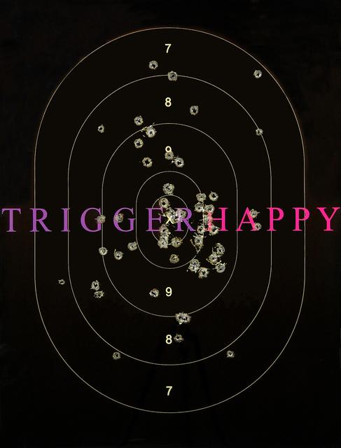 , 'Trigger Happy,' 2016, Robert Berman Gallery