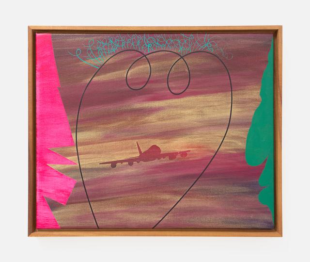 , 'Kuoo Ku,' 1983, VARIOUS SMALL FIRES