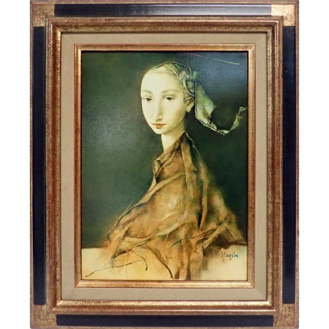 Georges Mazilu, 'Portrait de femme', 1992, Turner Carroll Gallery