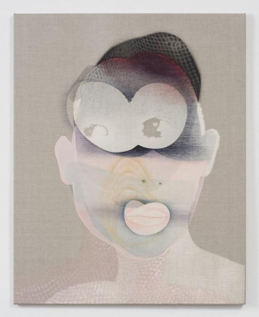 , 'Kopf #12,' 2018, Gallery Sofie Van de Velde