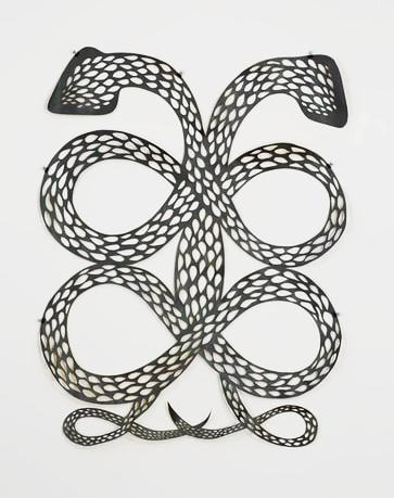 , 'Infinity Snakes,' 2016, Albert Merola Gallery