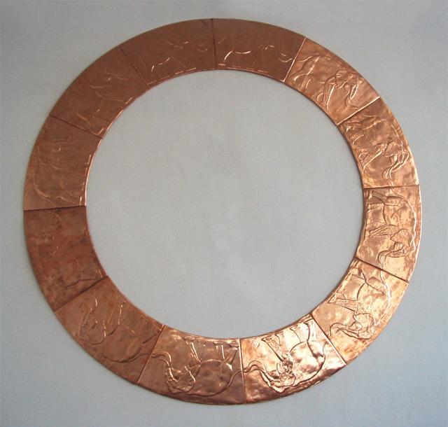 Veljko Zejak, 'Cylindrical seal - bronze', 2005, Drina Gallery