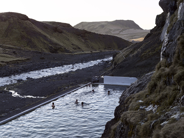 , 'Seljavallalaug, Iceland,' 2016, Benrubi Gallery