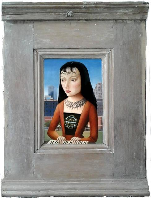 , 'Woman with Bangs,' 2016, Front Room Gallery