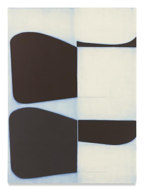 , '745 (blue, 1),' 2018, Miles McEnery Gallery