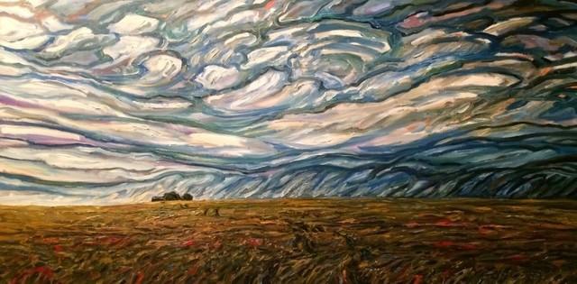 Steve Coffey, 'Rain Fields', 2017, The Front Gallery