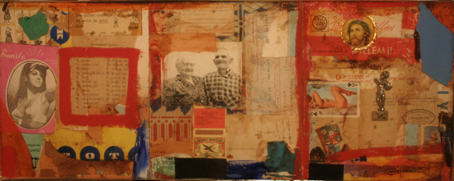 , 'Collage 1: Happy Couple,' 2011, Accesso Galleria