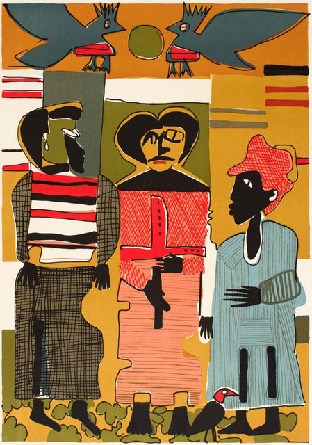 , 'FIREBIRDS,' 1979, Jerald Melberg Gallery