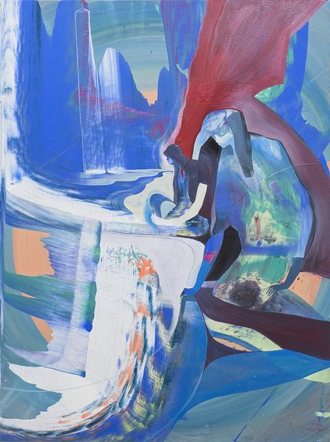 , 'The Dam – Convoi Exceptionel,' 2017, Fousion Gallery