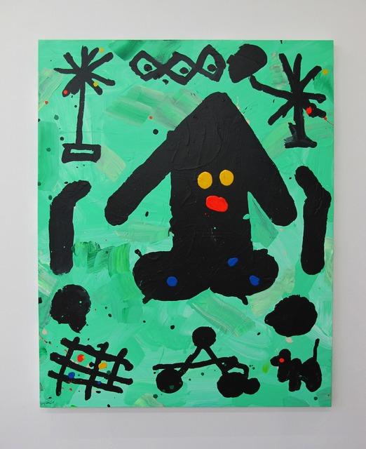 , 'Oasis Home,' 2015, V1 Gallery
