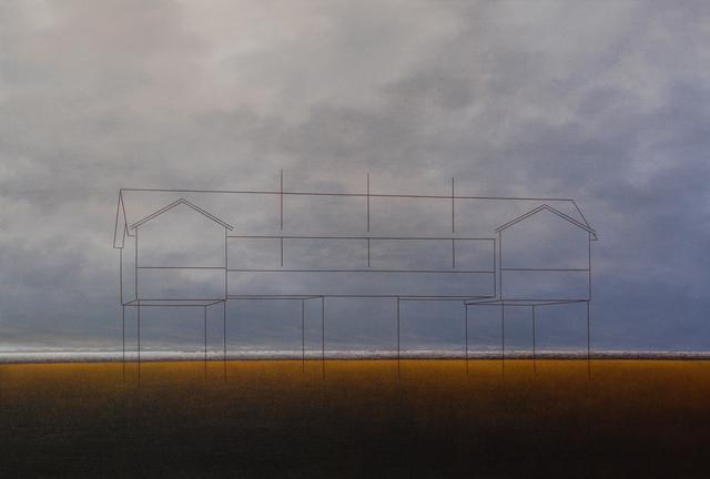 Adam Nudelman, 'The Arrival 1947- Princess Pier 2011', 2011, Nanda\Hobbs