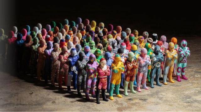 June Lee, 'Bystander', 2017, UNC Gallery