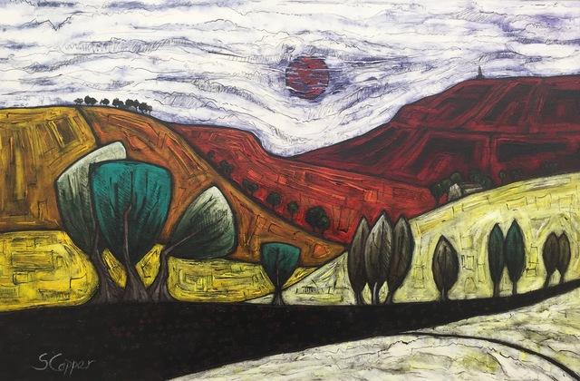 Steve Capper, 'The Lane', ca. 2010, Ascot Studios