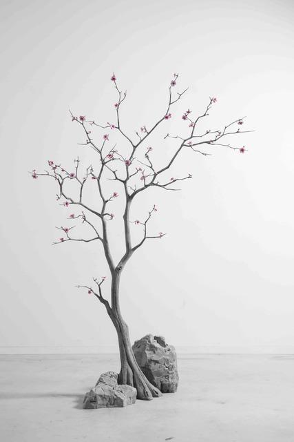 Hans Op de Beeck, 'Blossom Tree', 2018, Galerie Ron Mandos
