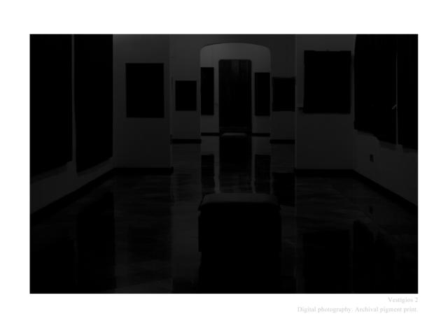 ", 'Vestigios 2 (from the series ""Vestigios""),' , LaCa Projects"