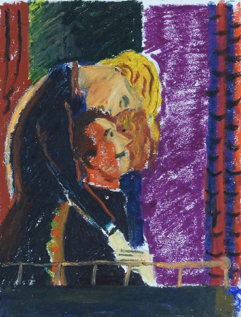 , 'The Kiss,' 2018, 1969 Gallery