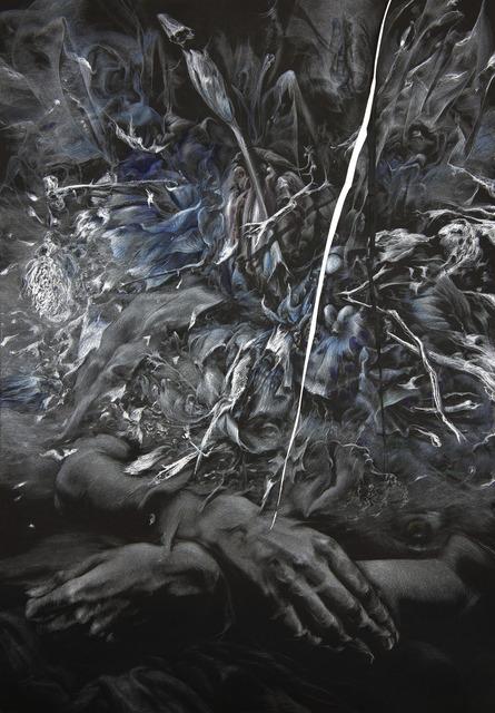 , 'The Mirror 2,' 2018, Mazel Galerie