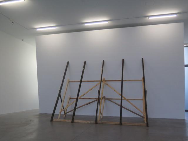 David Lamelas, 'Falling Wall', 1993-2019, Lia Rumma
