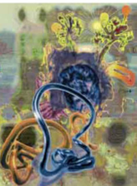 , 'Born Again Radio.com,' 2010, Galerie Hans Mayer