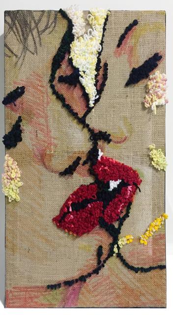 , 'Kiss,' 2016, LMAKgallery