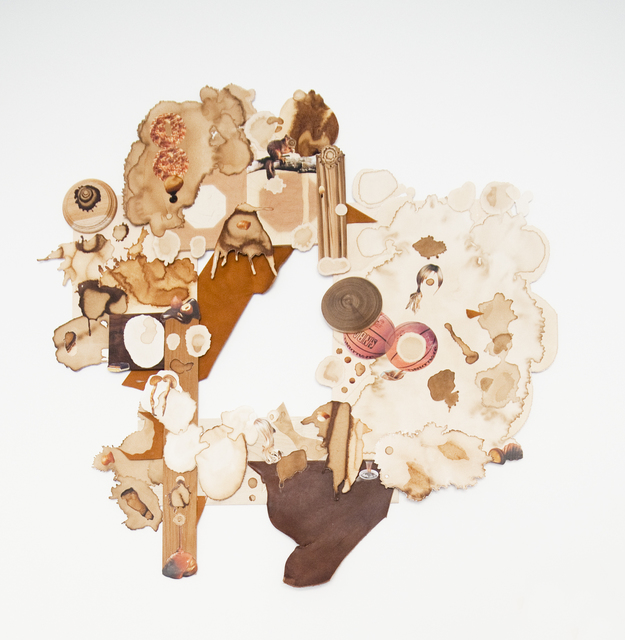 , 'Muddy Stream from a Mug,' 2009, Jane Lombard Gallery
