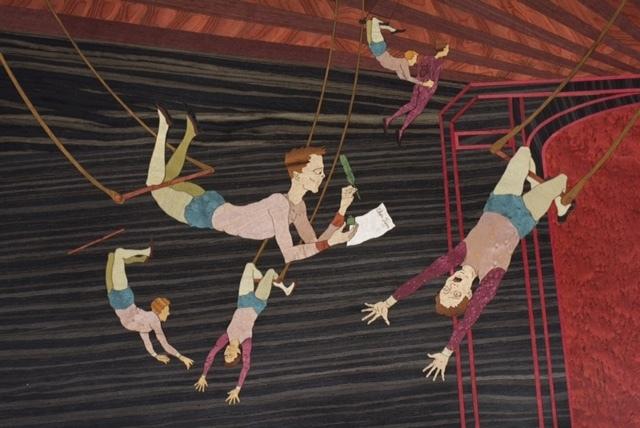 , 'Winsor & Newton,' 2014, rosenfeld porcini