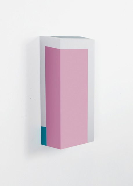 , 'Trapezium Origami #4,' 2015, Muriel Guépin Gallery