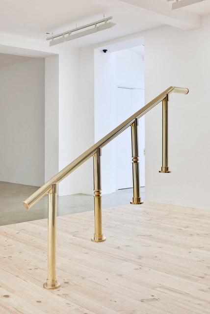 Hassan Khan, ' Bank Bannister (Banque Bannister)', 2010, Guggenheim Museum