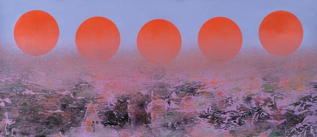 Liu Kuo-Sung, 'Summer's un-setting Sun 夏日不落', 2014, Galerie du Monde
