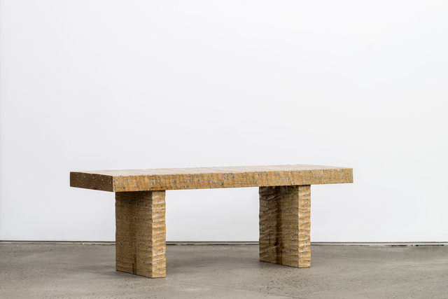 , 'HD Bench,' 2017, Chamber