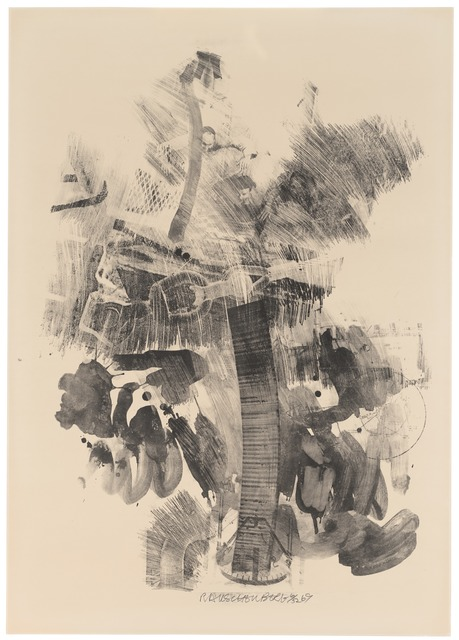 Robert Rauschenberg, 'Sky Hook (Stoned Moon)', 1969, San Francisco Museum of Modern Art (SFMOMA)