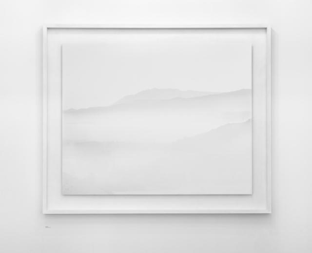 , 'Untitled landscape #6,' 2015, MATÈRIA