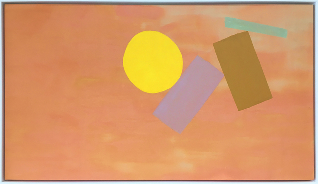 William Perehudoff, 'Orange Arcturus', 1972, Nikola Rukaj Gallery