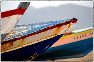 Charles Jacobs, 'Nevis Fishing Boats', Merritt Gallery