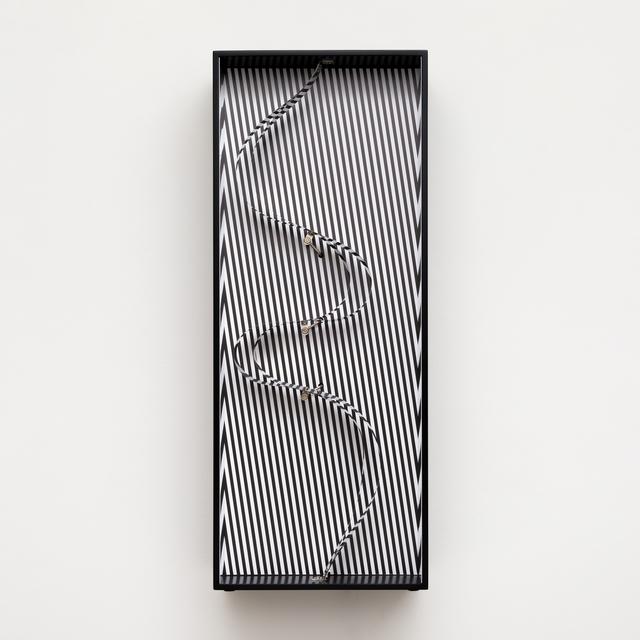 , 'Formes en contorsions,' 1967-2018, Carbono Galeria
