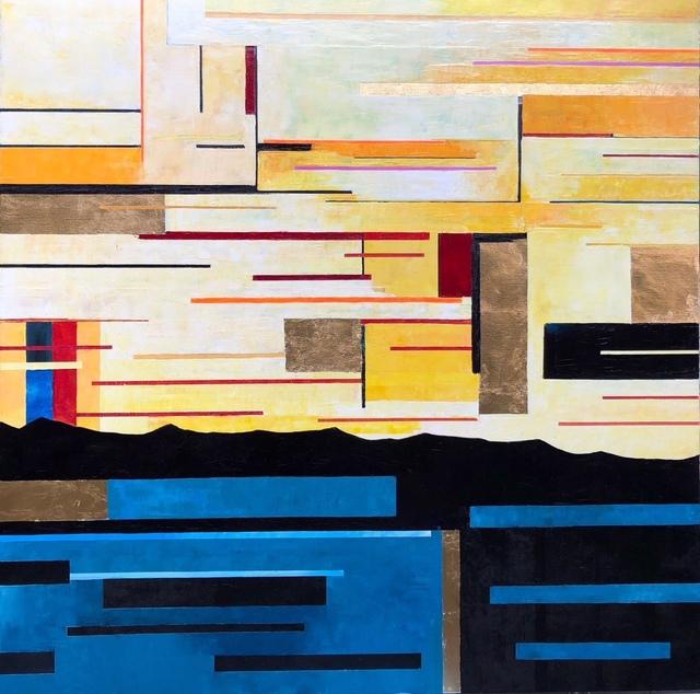 , 'Desert Sun,' 2017, Marrow Gallery