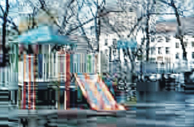 , 'Playground #11,' 2002, Galerie Richard