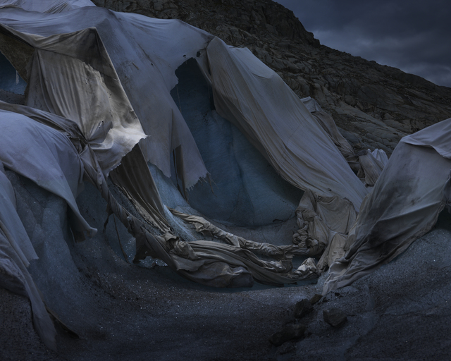 , 'Shroud 1,' 2018, Gallery Luisotti