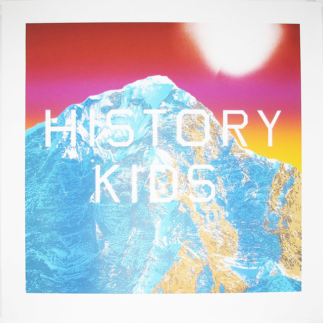 Ed Ruscha, 'History Kids', 2013, Hamilton-Selway Presents: Blue-Chip Editions Part III