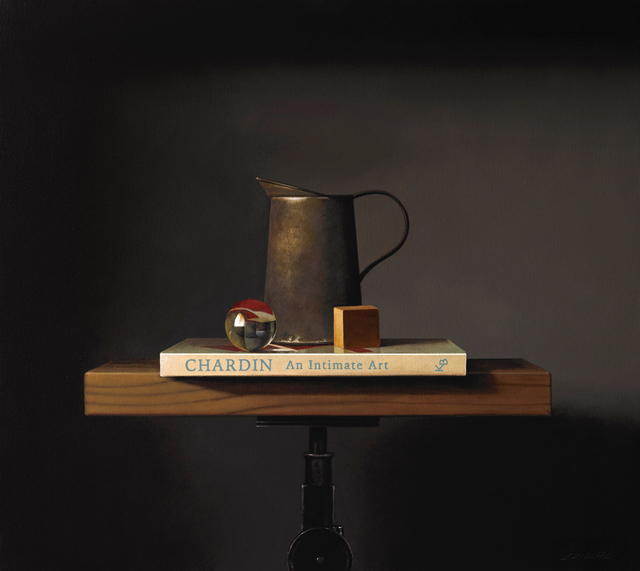 Guy Diehl, 'Conversation with Chardin', 2019, Dolby Chadwick Gallery