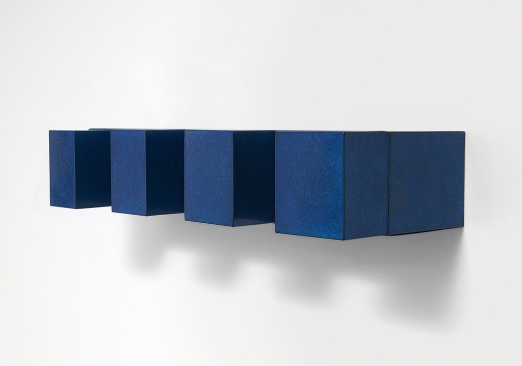 Donald Judd, 'Untitled (DSS 155),' 1967, Simon Lee Gallery