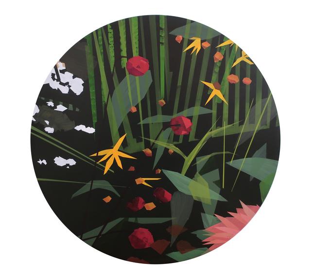 , 'Mid-September Garden from the Window,' 2019, Octavia Art Gallery
