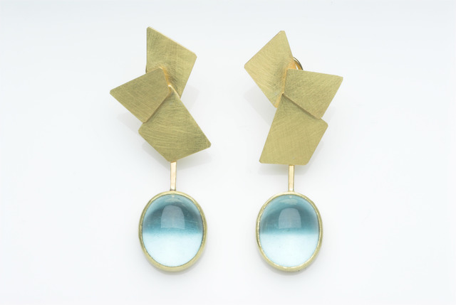 , 'Summer Earrings,' 2016, Mobilia Gallery