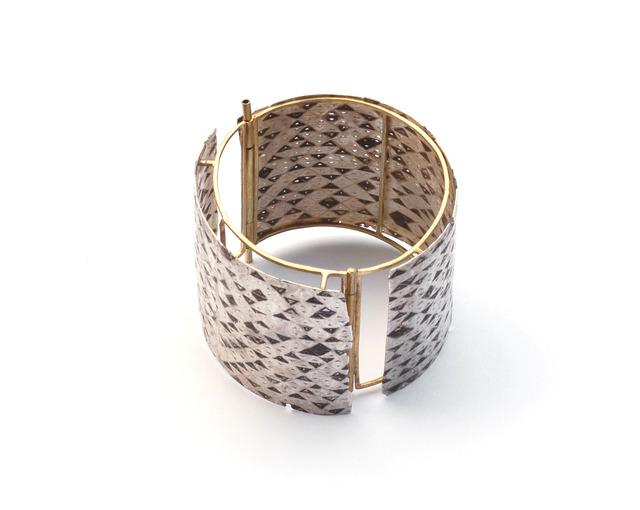 , 'Bracelet,' 2011, Caroline Van Hoek