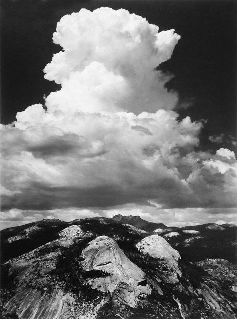 Ansel Adams, 'Thunderhead from Glacier Point, Yosemite National Park, California', ca. 1940, Jackson Fine Art