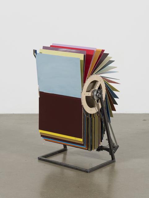 Jay Gard, 'Flipper Condo (George Condo, Bird Lady)', 2019, SEXAUER Gallery