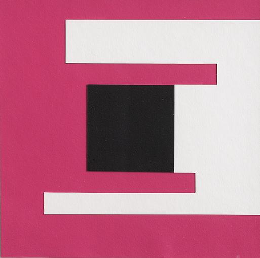 Bruno Munari, 'Negativo positivo 1', 1995, Repetto Gallery